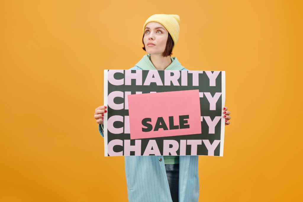 Charity Fundraising with Amazon