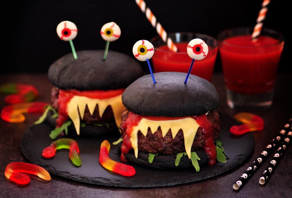 "Halloween campaign: Burger King ""Halloween 2021 marketing videos"""