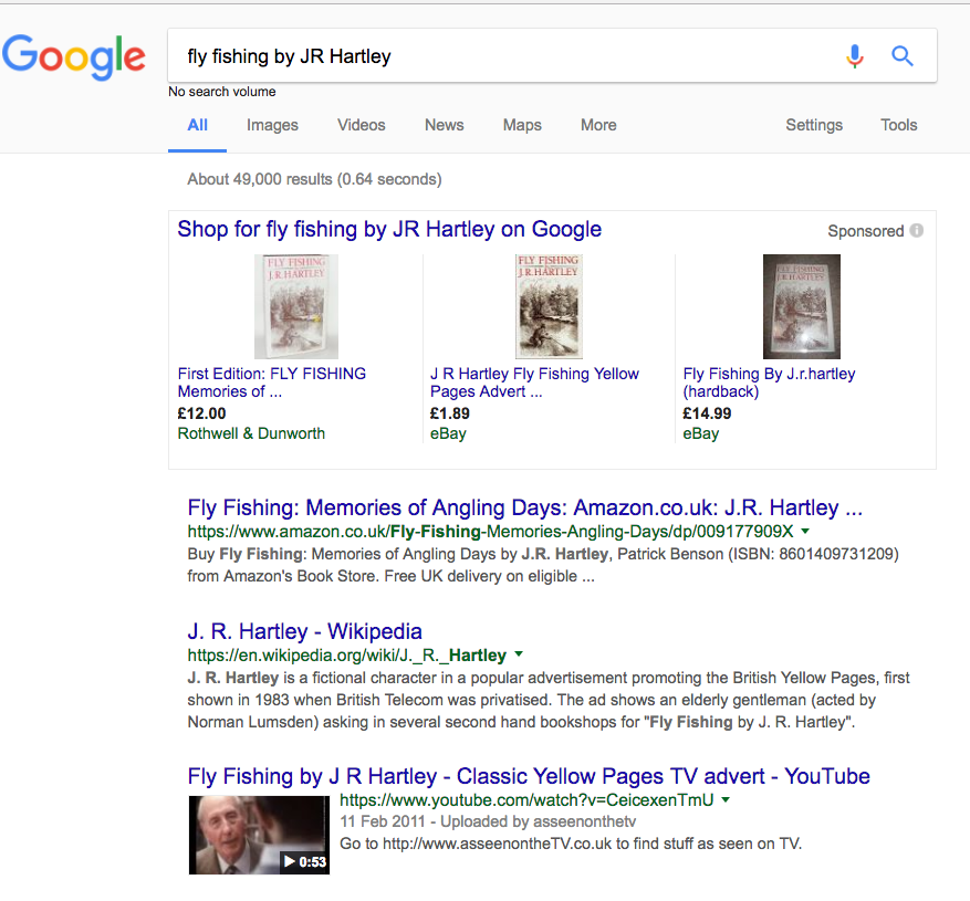 Problems With Yell Marketing & Google Instead
