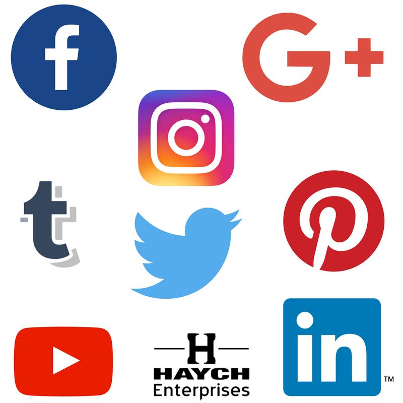 SEO hacks social media